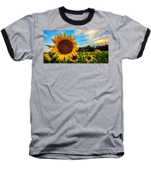 Summer Suns  Baseball T-Shirt