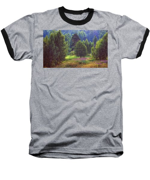Baseball T-Shirt featuring the photograph Summer Time by Vladimir Kholostykh