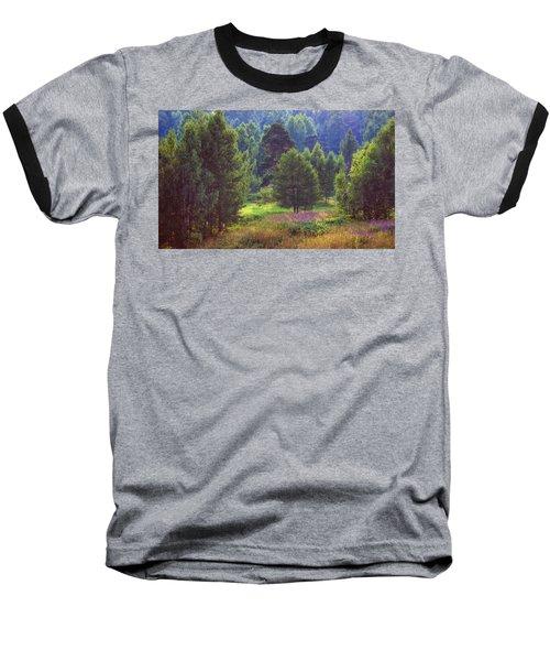 Summer Time Baseball T-Shirt