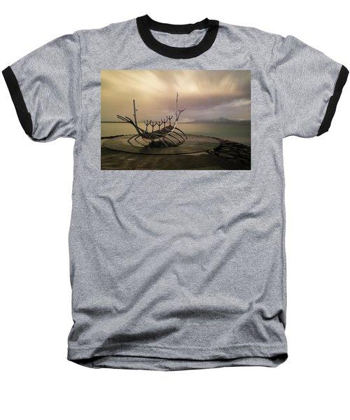 Sun Voyager Baseball T-Shirt