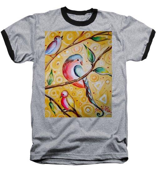 Sunshine Birds Baseball T-Shirt
