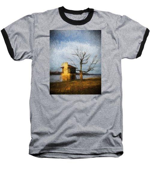 Baseball T-Shirt featuring the photograph Sunrise by John Freidenberg