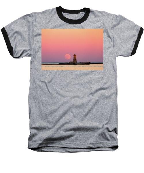 Super Moon 2016 Baseball T-Shirt