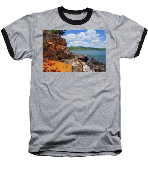 Superior Lichens Baseball T-Shirt