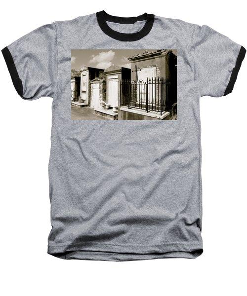 Surrounded By Loss Baseball T-Shirt