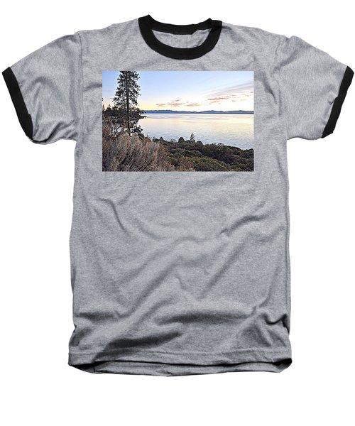 Tahoe Shoreline Baseball T-Shirt
