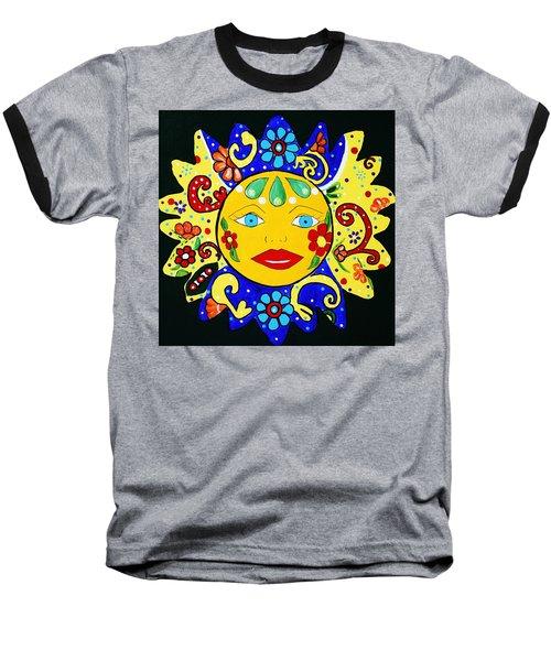 Talavera Sun Baseball T-Shirt