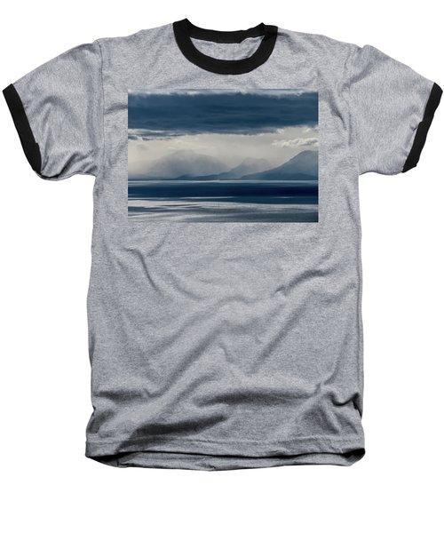 Tallac Stormclouds Baseball T-Shirt