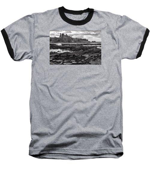 Tantallon Castle Baseball T-Shirt