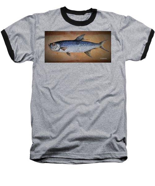 Tarpan Baseball T-Shirt by Andrew Drozdowicz