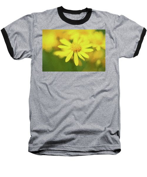 Texas Wildflower 2 Baseball T-Shirt