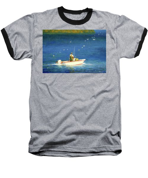 The Bayman Baseball T-Shirt