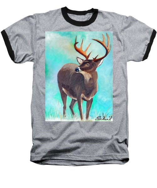 the Buck Stops Here Baseball T-Shirt