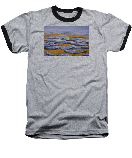 The Burren Baseball T-Shirt