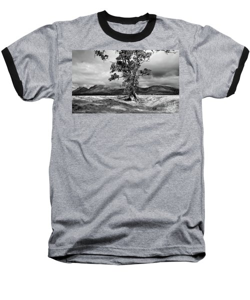 Baseball T-Shirt featuring the photograph The Cazneaux Tree by Bill Robinson