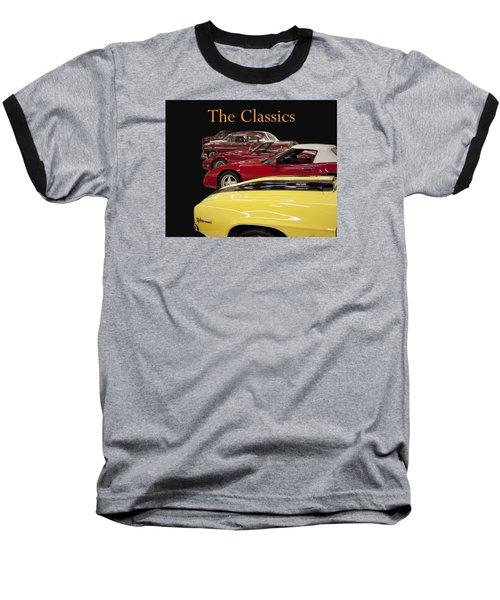 The Classics Baseball T-Shirt