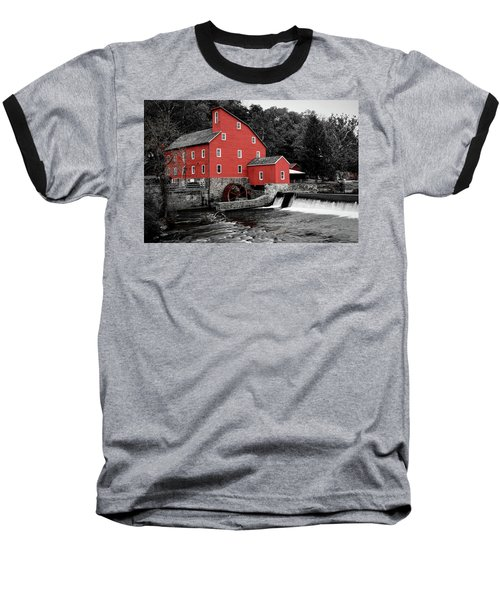 The Clinton Mill Baseball T-Shirt