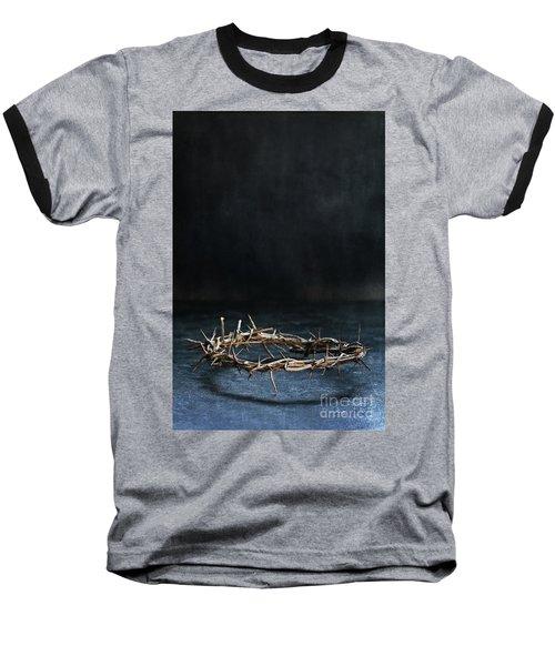 The Crown Of Jesus Christ Baseball T-Shirt