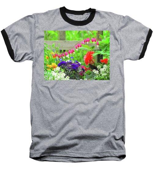 The Dance Of Spring Baseball T-Shirt
