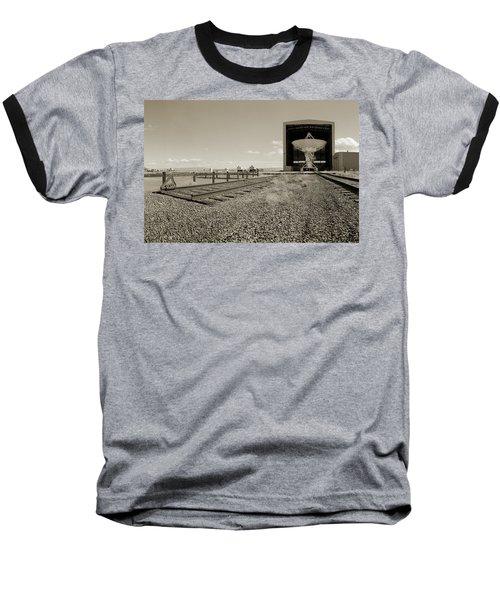 The Dish Room Baseball T-Shirt by Jan W Faul