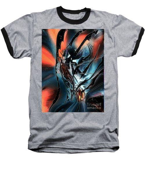 The Oracle Baseball T-Shirt by Yul Olaivar