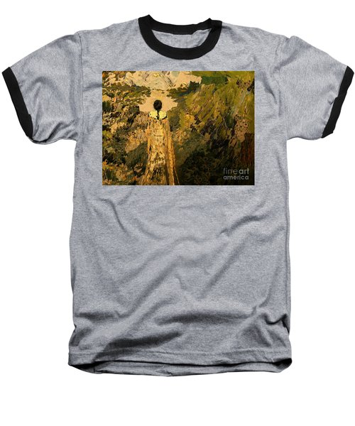 The Dream Of The Earth Baseball T-Shirt