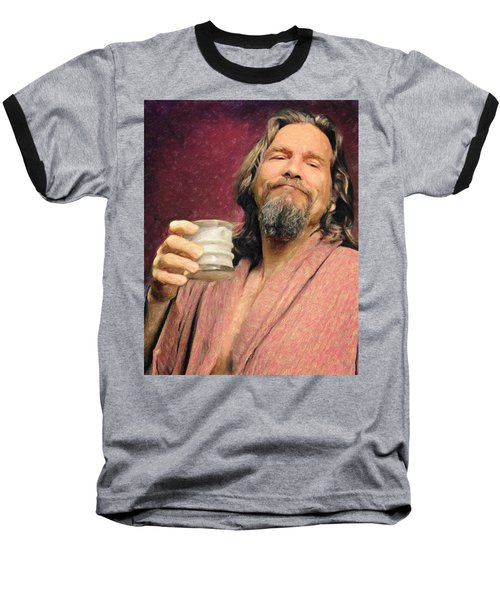 The Dude Baseball T-Shirt
