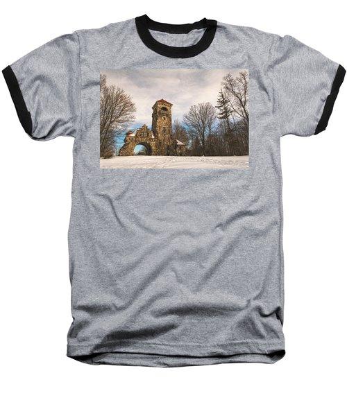 The Entrance Baseball T-Shirt