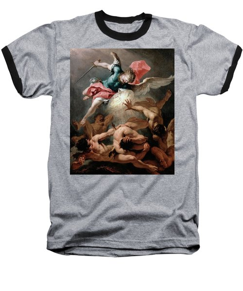 The Fall Of The Rebel Angels Baseball T-Shirt