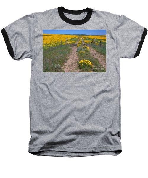 The Golden Gate Baseball T-Shirt