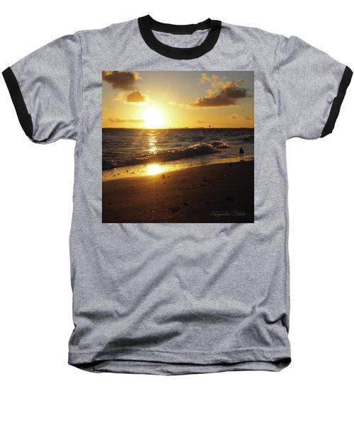The Golden Hour Baseball T-Shirt