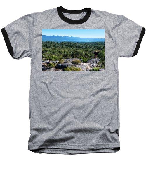 The Grampians  Baseball T-Shirt