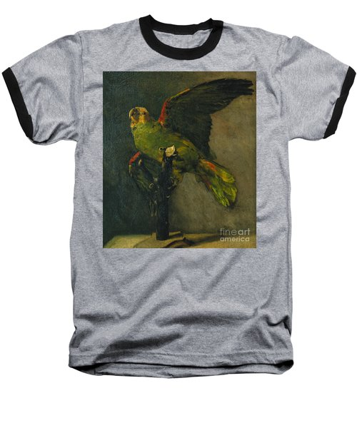 The Green Parrot Baseball T-Shirt