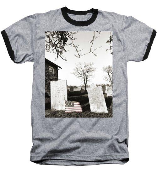 The Hero Baseball T-Shirt by Jan W Faul