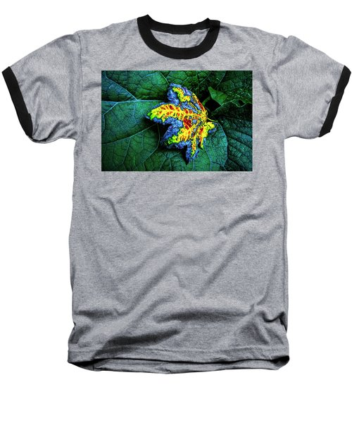 The Leaf Baseball T-Shirt