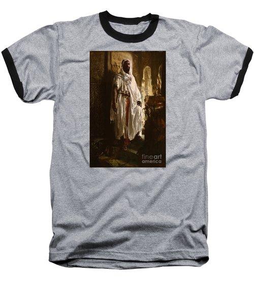 The Moorish Chief Baseball T-Shirt