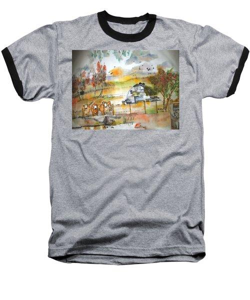 The Moose Is Loose  Album Baseball T-Shirt