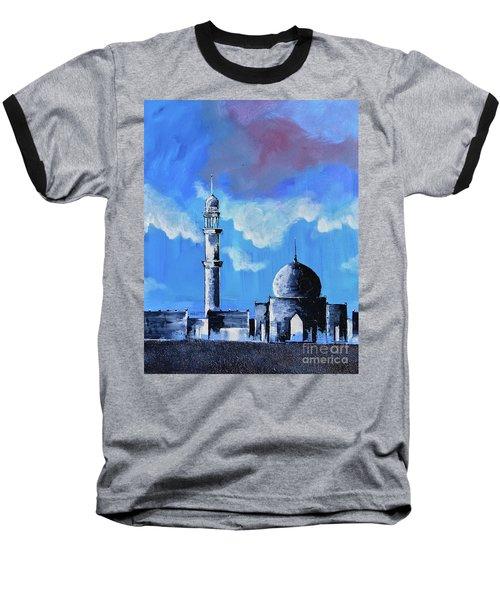 The Mosque Baseball T-Shirt