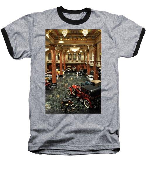 Grand Salon At The Nethercutt Baseball T-Shirt
