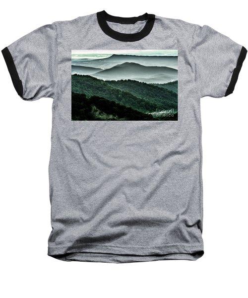 The Point Overlook Baseball T-Shirt