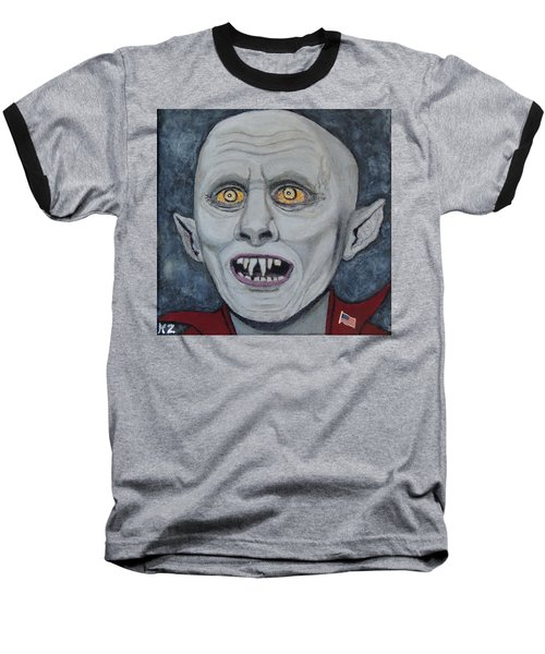 The Politician. Baseball T-Shirt