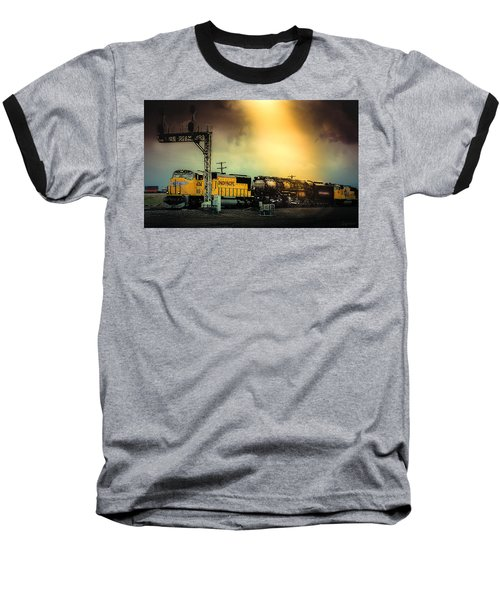 4014 The Prodigal Warrior Returns Baseball T-Shirt