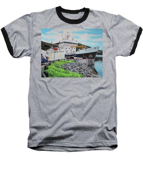 The Ranger Baseball T-Shirt