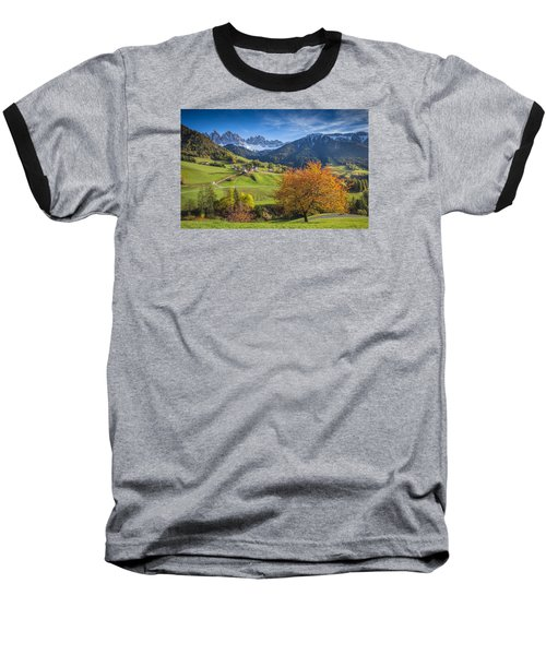 The Red Tree Baseball T-Shirt