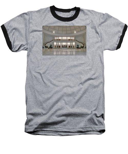 The Rotunda Baseball T-Shirt by Mark Dodd