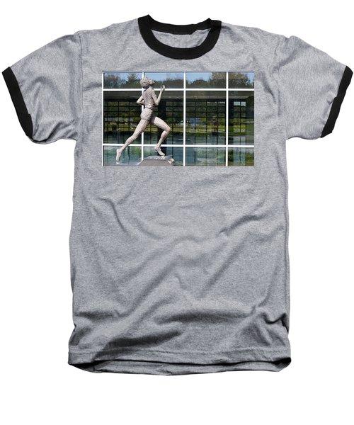 The Runner Baseball T-Shirt