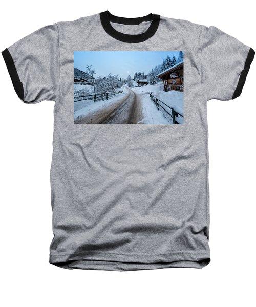 The Scene- Baseball T-Shirt