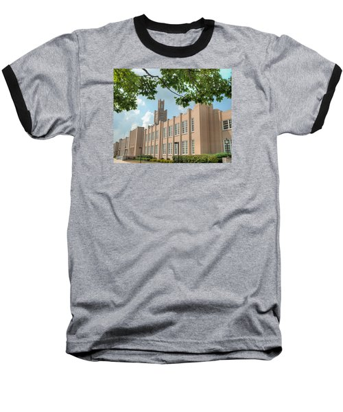 The School On The Hill Baseball T-Shirt