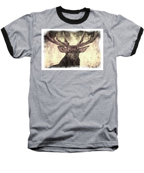 The Stag Baseball T-Shirt