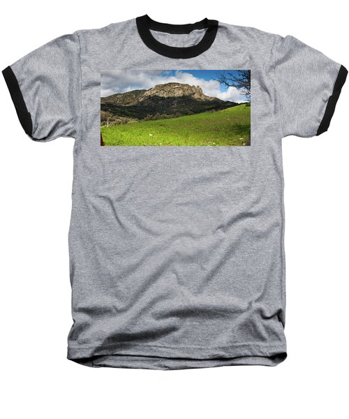 The Three Finger Mountain Baseball T-Shirt